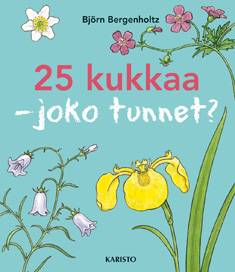 25 kukkaa