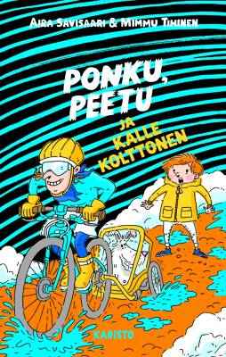Ponku, Peetu ja Kalle Kolttonen