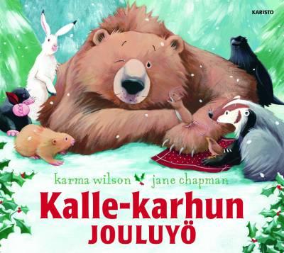 Kalle-Karhun jouluyö